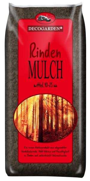 DECOGARDEN® Rindenmulch, 60 Liter, versch. Körnungen