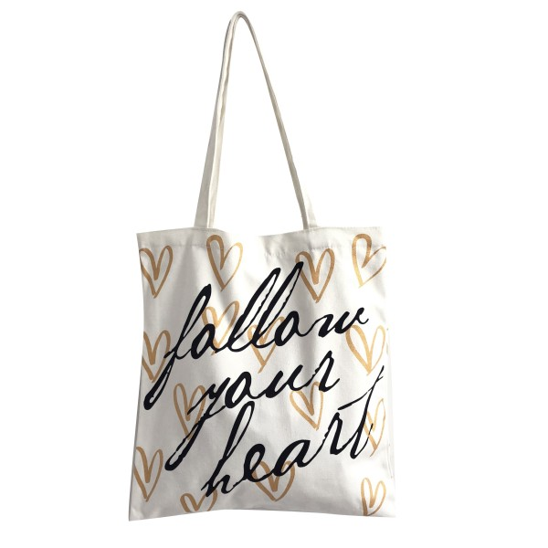 THE BAG 'Follow your heart'