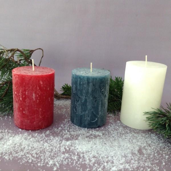 Kerze CLASSIC, mehrere Farben