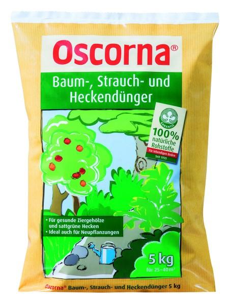Oscorna Baum-, Strauch- und Heckendünger