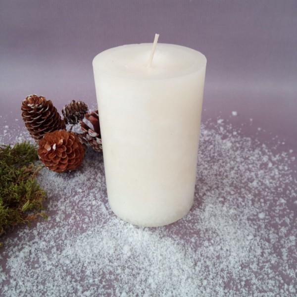 Kerze CLASSIC, wollweiß