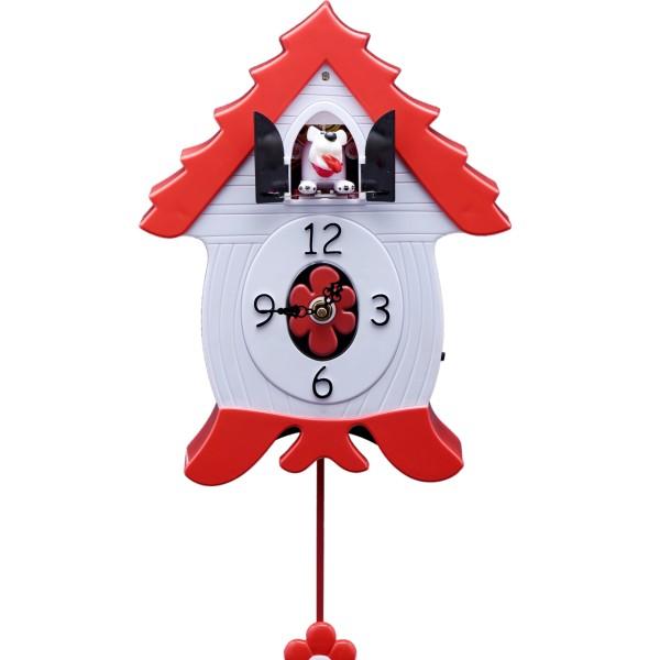 BarkCoo Clock, Wanduhr / Kuckucksuhr