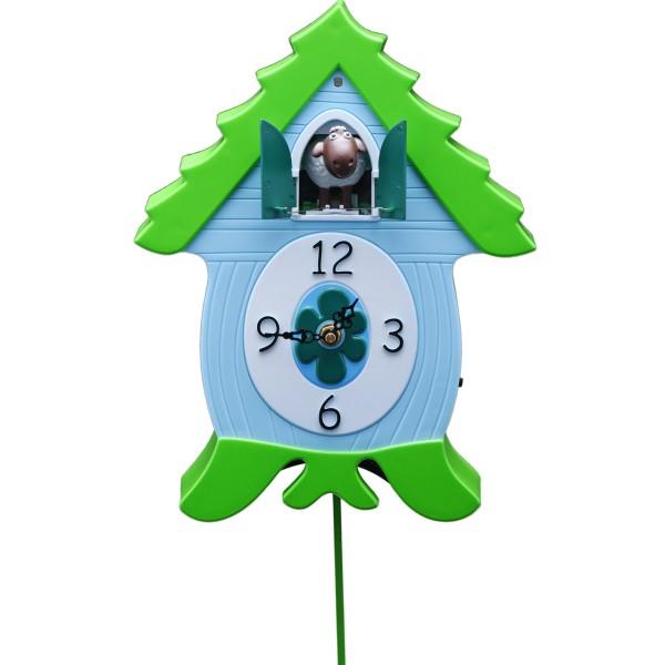 EweCoo Clock, Wanduhr / Kuckucksuhr