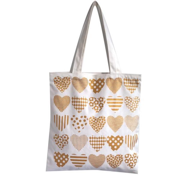 THE BAG 'Goldene Herzen'
