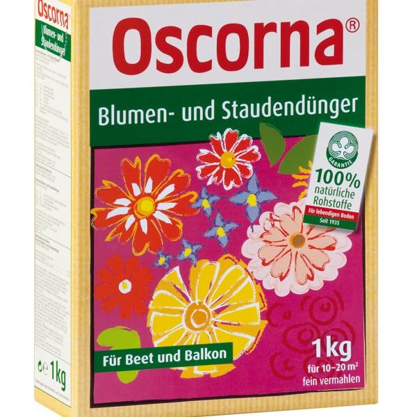 Oscorna Blumen - und Staudendünger