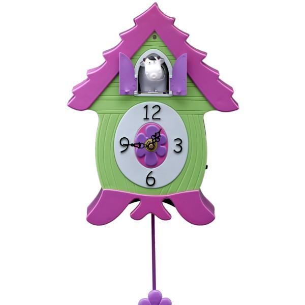 MooCoo Clock, Wanduhr / Kuckucksuhr