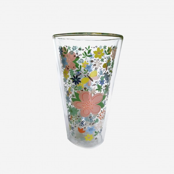 Thermoglas 'Flower', 400 ml