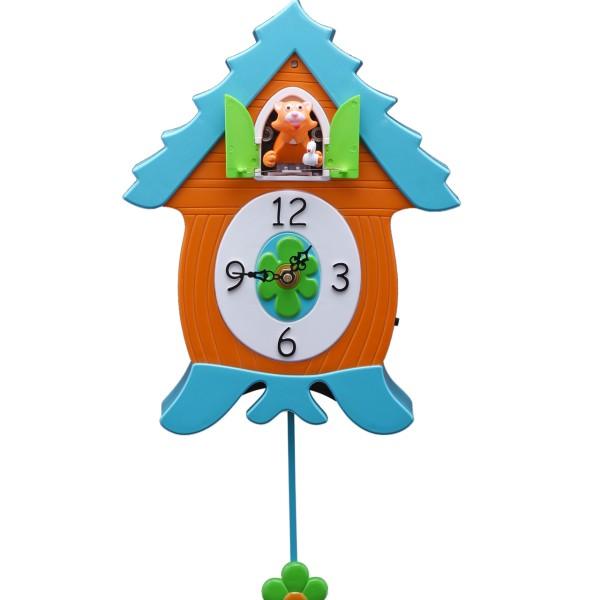 MeowCoo Clock, Wanduhr / Kuckucksuhr