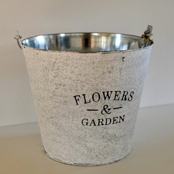 Blumentopf 'Flowers & Garden'