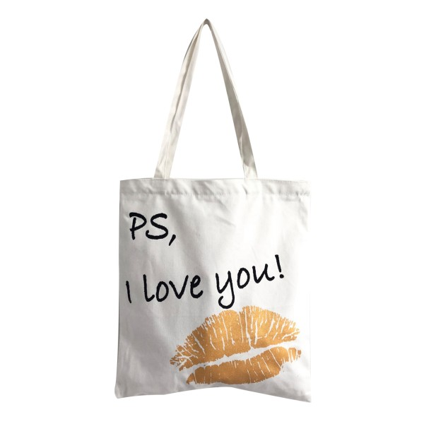 THE BAG 'P.S., I love you'
